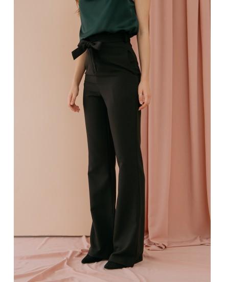 HARLEY CUTBRAY PANTS - BLACK