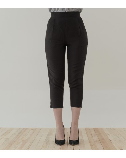 SCARLETT PANTS - BLACK