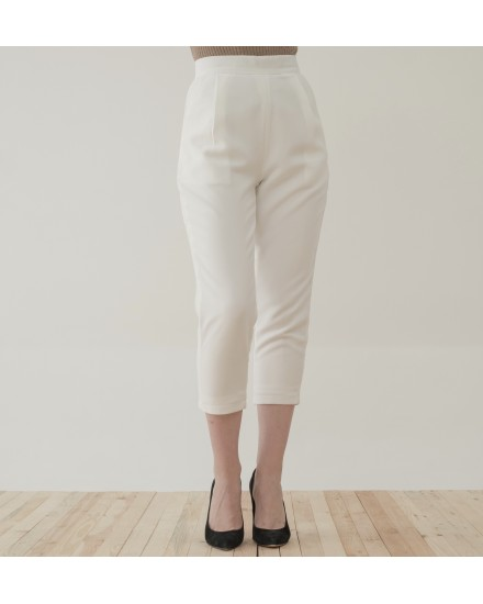 SCARLETT PANTS - WHITE