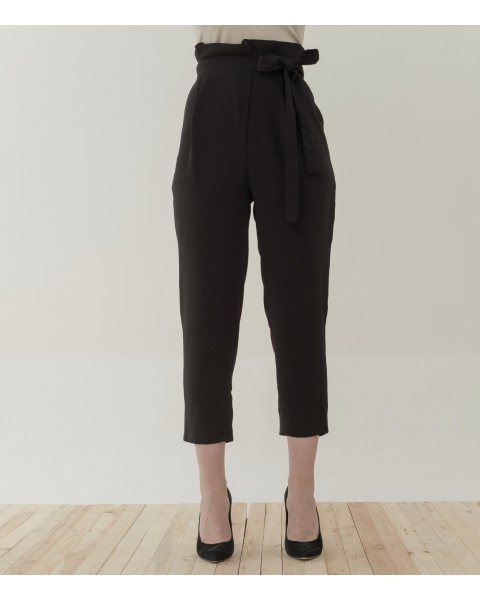 BELISH HW PANTS - BLACK