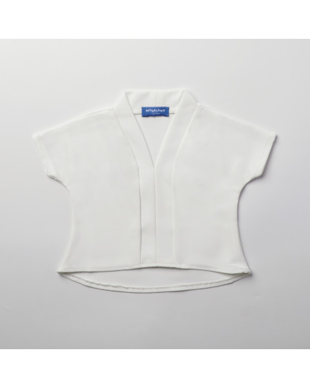 LEXA TOP KIDS - WHITE