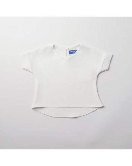 NICOLE TOP KIDS - WHITE