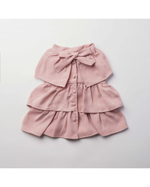 ROSSI DRESS - PINK