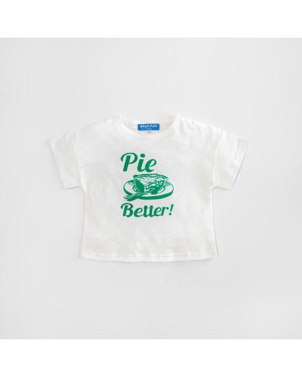 PIE BETTER TEE KIDS