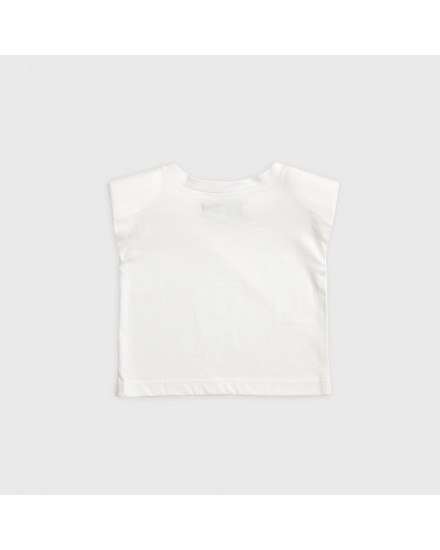MUSCLE TOP KIDS - WHITE
