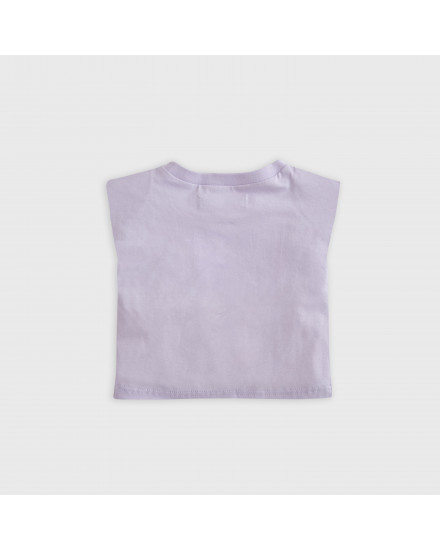 MUSCLE TOP KIDS - LILAC