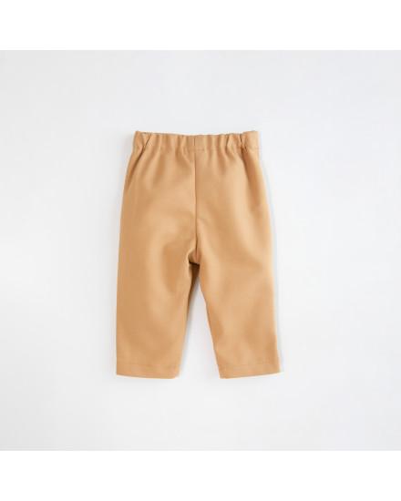 ZOE PANTS KIDS - CAMEL