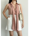 DULCE TOP - SOFT PINK